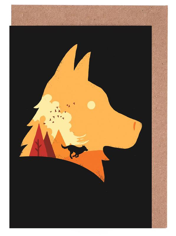 Good Doggo Greeting Card Set