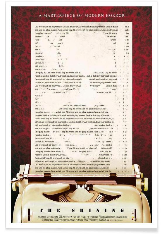 Movies, The Shining Poster