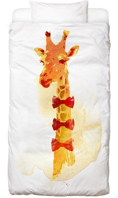 Elegant Giraffe Kids' Bedding