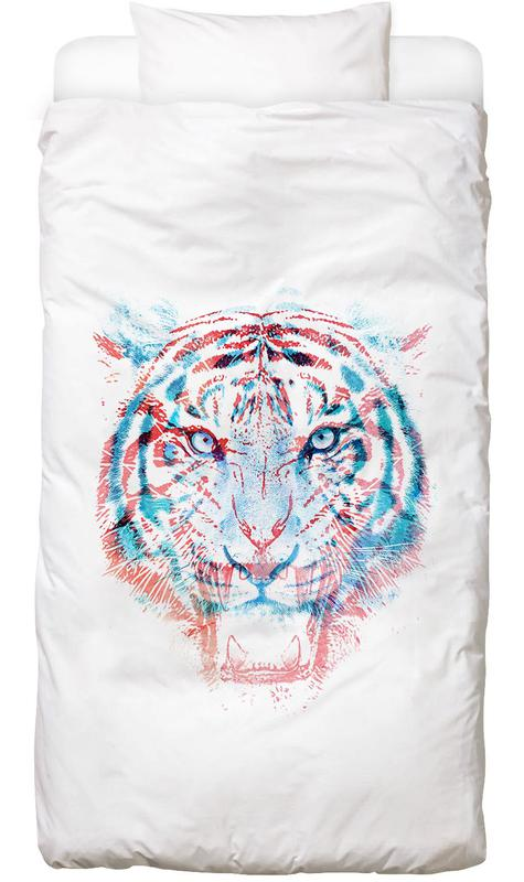 Tiger, Hidden Information Bettwäsche