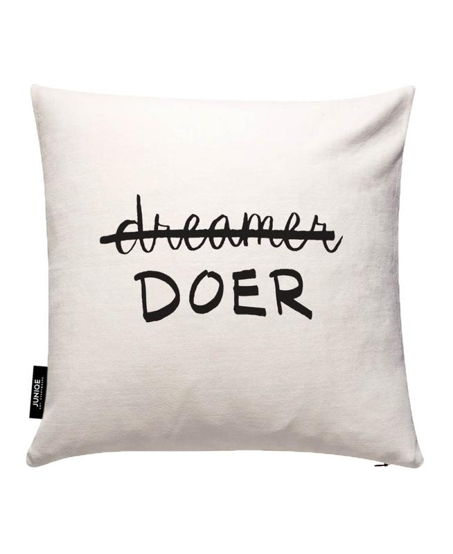 Doer Cushion Cover