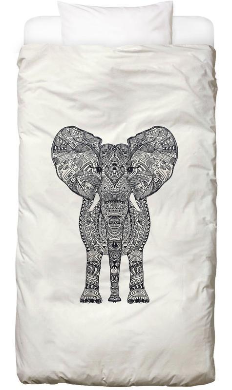 Aztec Elephant Bettwäsche
