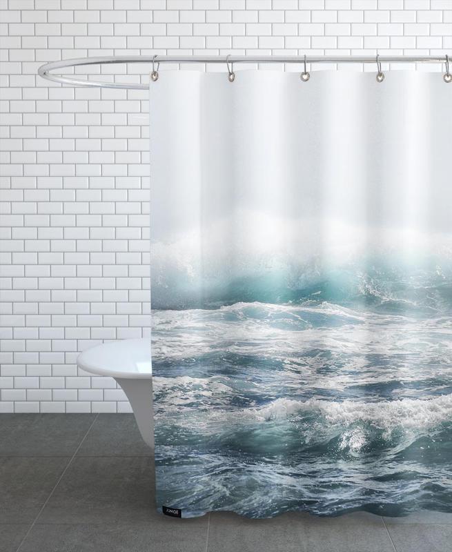 Big Splash Hawaii -Duschvorhang