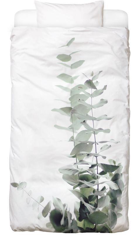 Eucalyptus White 2 Linge de lit