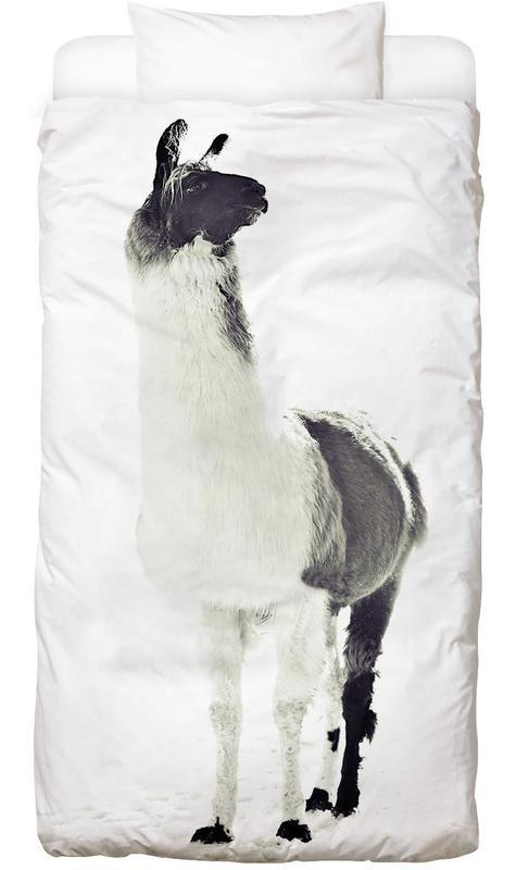 Fluffy Lama Bed Linen