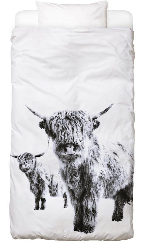 Highland Cows Bed Linen