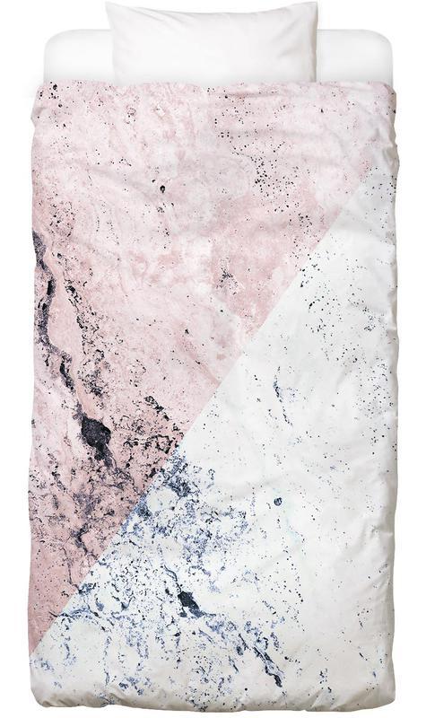 Rose Geo Marble Bed Linen