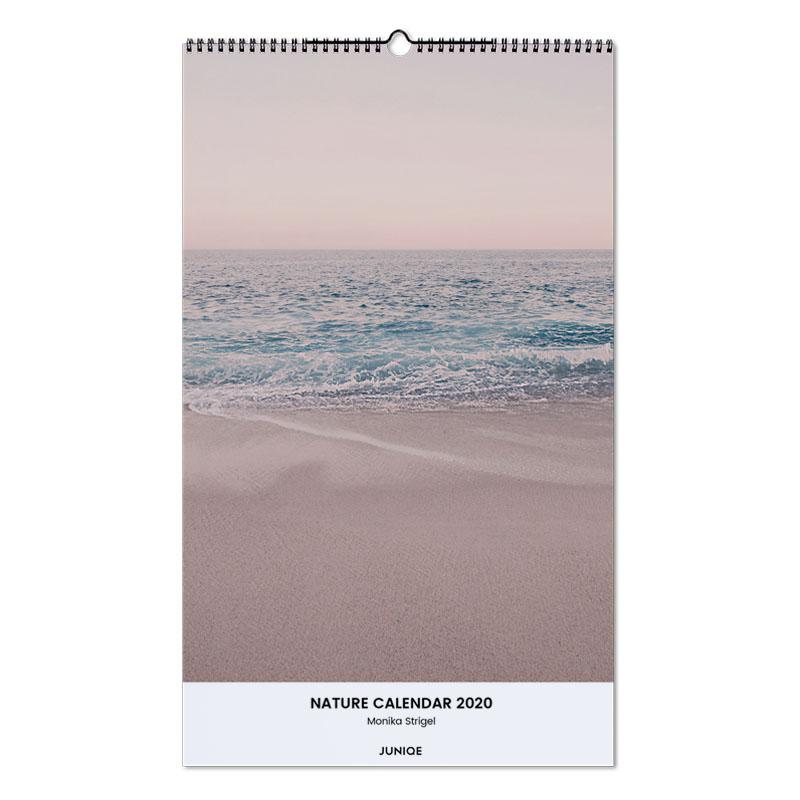 Nature Calendar 2020 - Monika Strigel Wall Calendar
