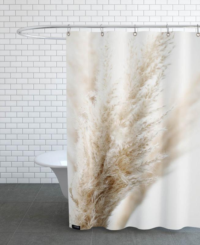 Blätter & Pflanzen, Pampas Reed 03 -Duschvorhang