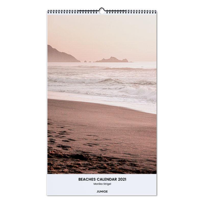 Stranden, Monika Strigel - Beaches Calendar 2021 Calendar 2021 wandkalender