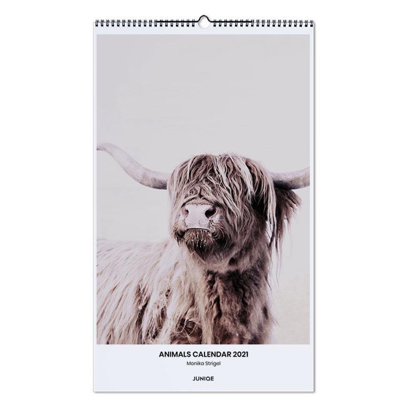 , Monika Strigel - Animals Calendar 2021 wandkalender