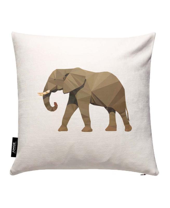 Loxodonta africana Cushion Cover