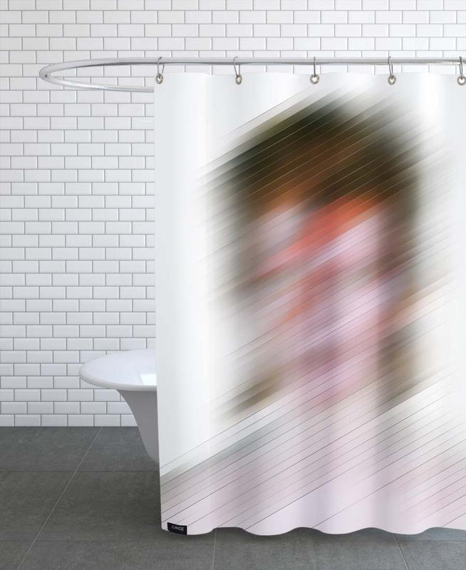 David Bowie, Aladdin Ghost 1 Shower Curtain