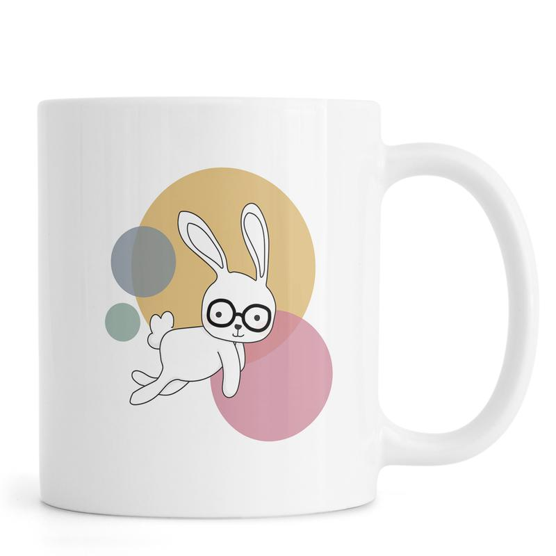 Space Rabbits Castor -Tasse
