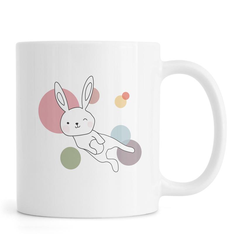 Space Rabbits Selena Mug