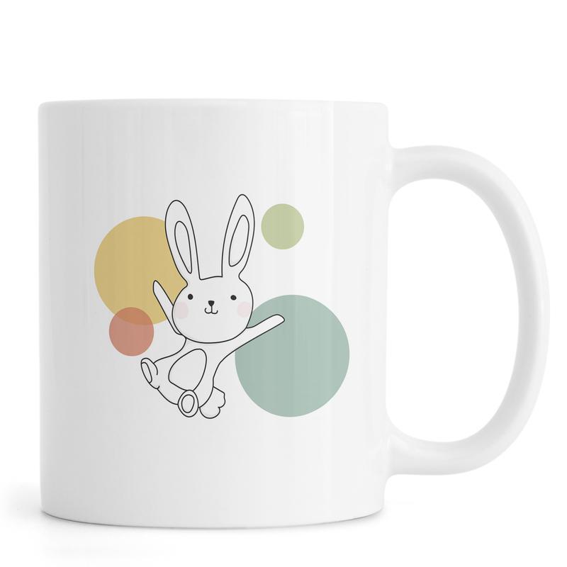 Space Rabbits Vega Mug