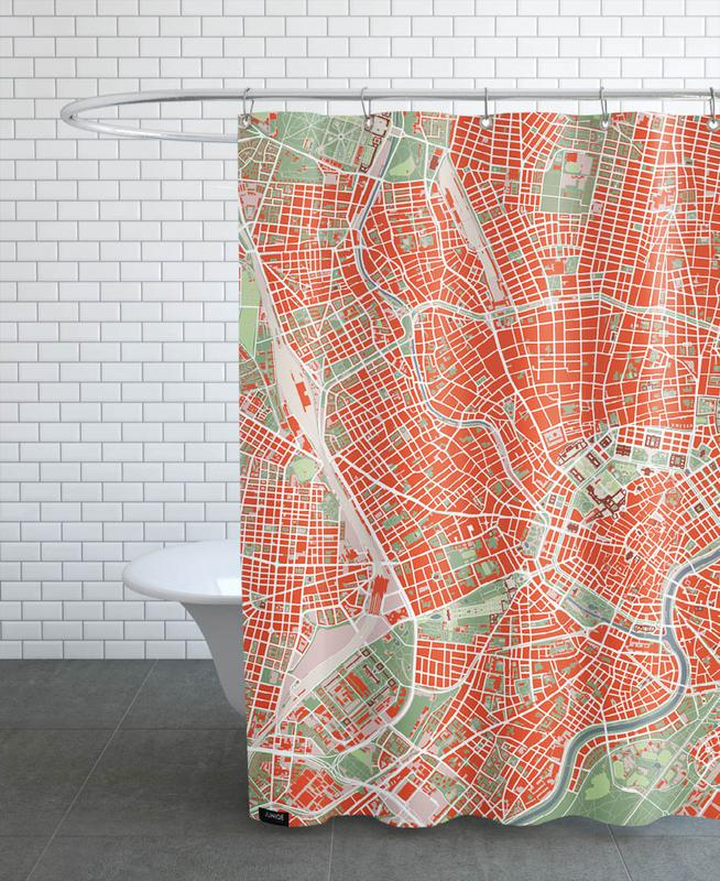 Vienna - Classic Shower Curtain
