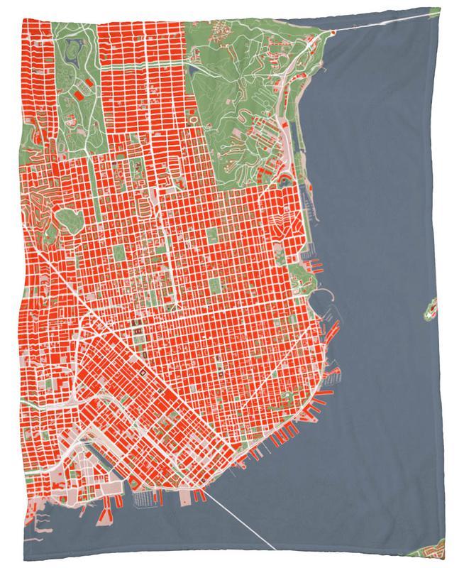San Francisco - Classic plaid