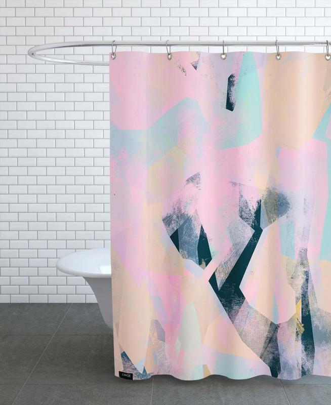Camouflage XCVII Shower Curtain