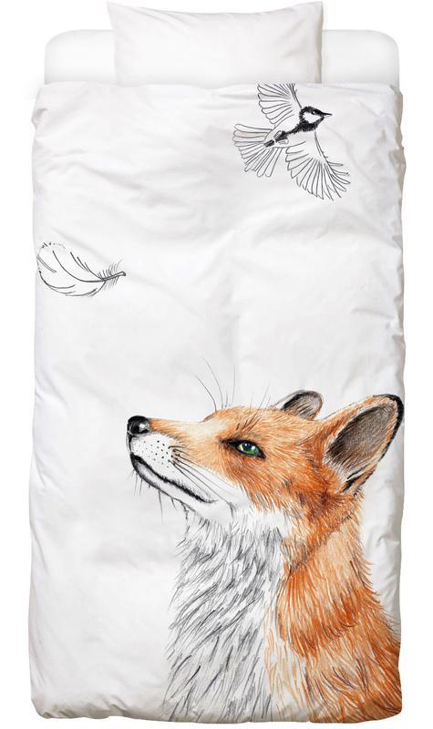 Fox Kids' Bedding