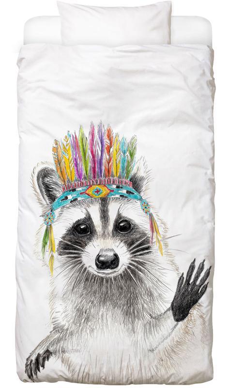 Raccoon Kids' Bedding