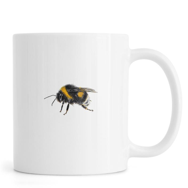 Bumblebee 02 Mug