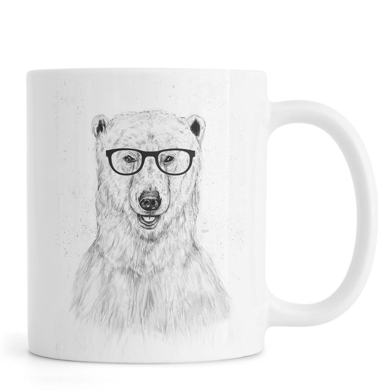Geek Bear -Tasse