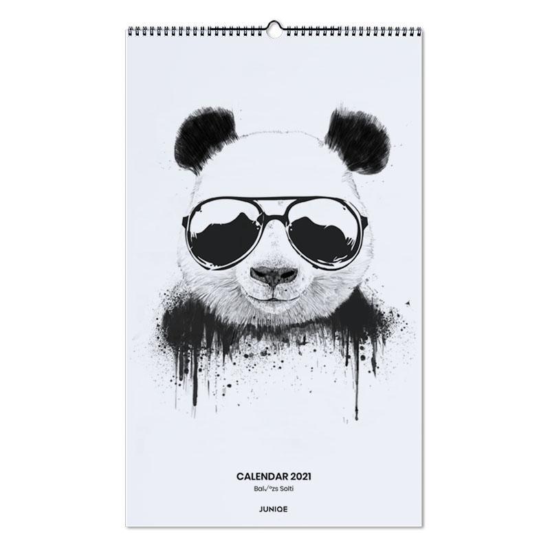 Nursery & Art for Kids, Balázs Solti - Calendar 2021 Wall Calendar