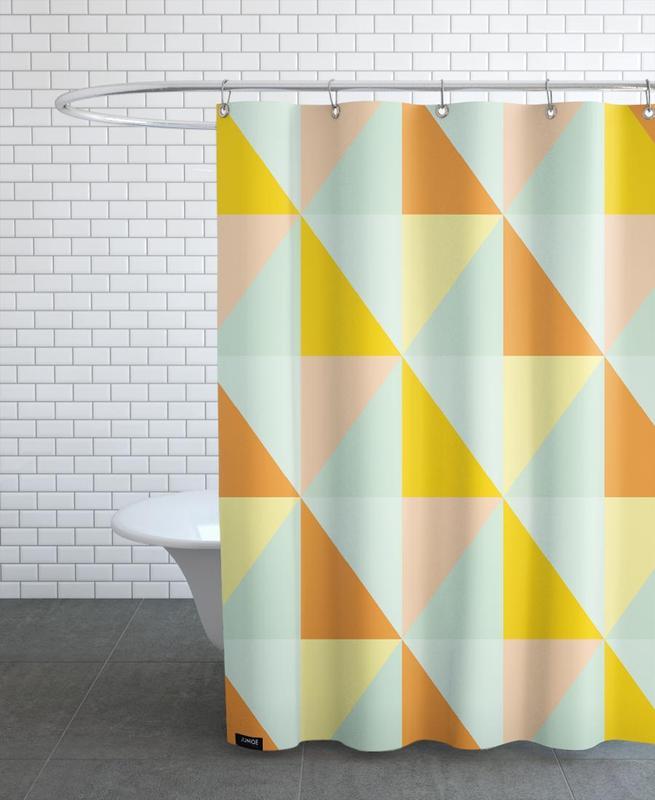 Hallo Sommer Shower Curtain