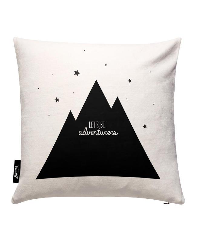 Adventurers Cushion Cover