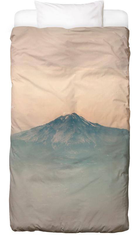 Mountains, Raw 7 Wyoming (USA) Bed Linen
