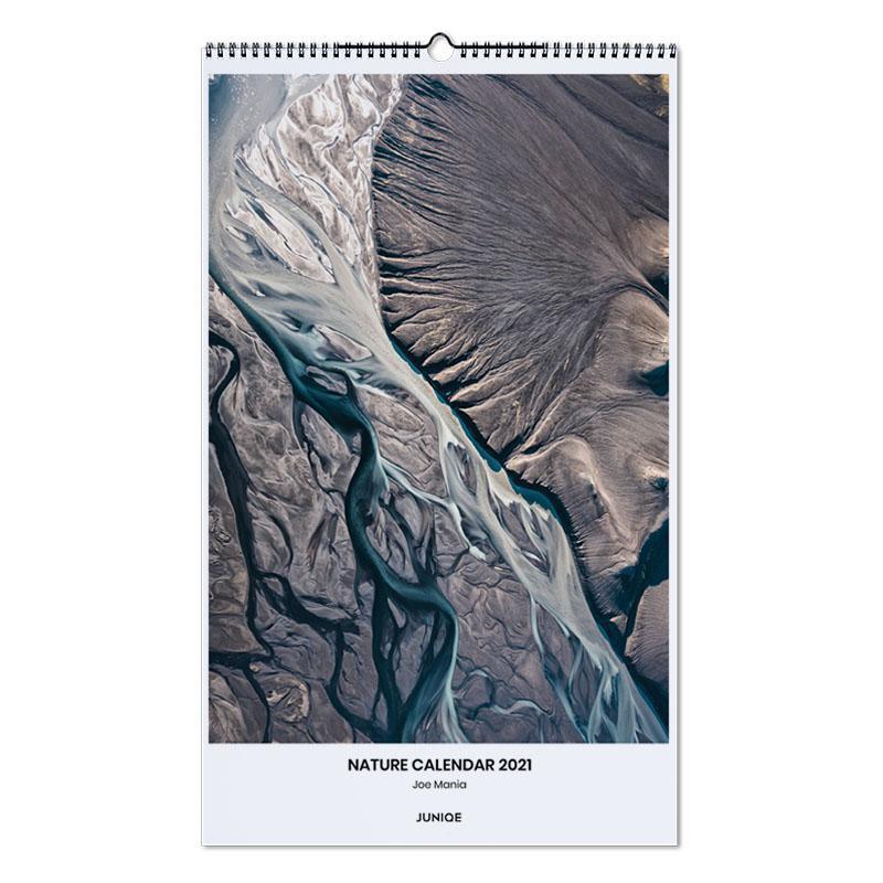 , Joe Mania - Nature Calendar 2021 wandkalender