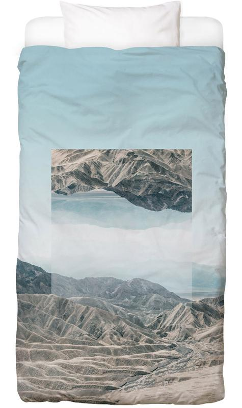 Mirrored 1 Death Valley Bed Linen