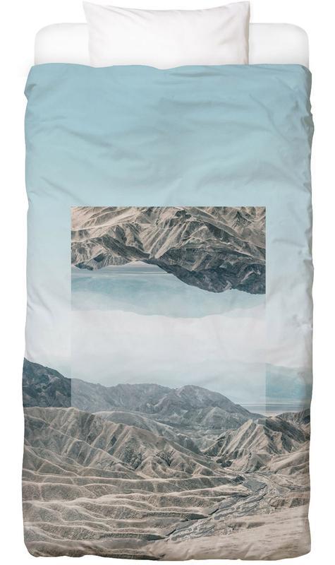 Mirrored 1 Death Valley Bettwäsche