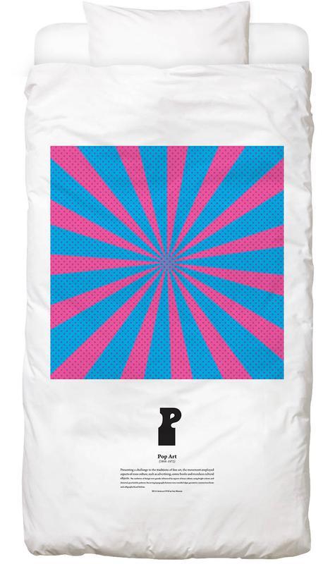 P - Pop Art Bed Linen