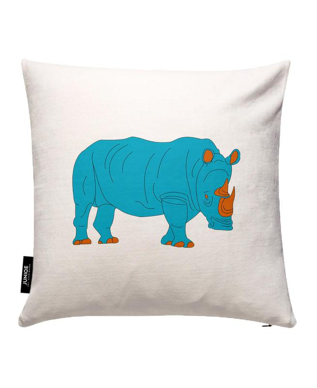 Nashorn Cushion Cover