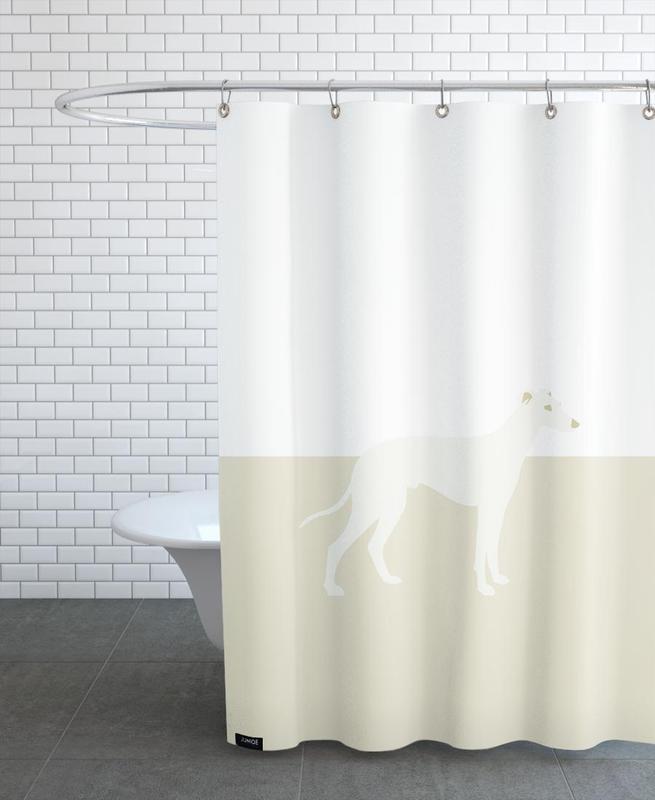 Chiens, Dinven rideau de douche