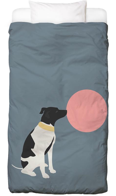 Hunde, Jævnt Begavet -Kinderbettwäsche