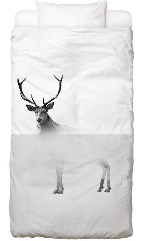Cerfs, Deer Linge de lit