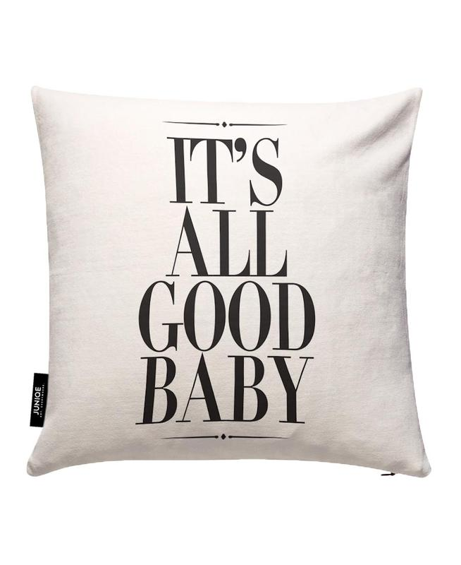 It's All Good Baby Kissenbezug