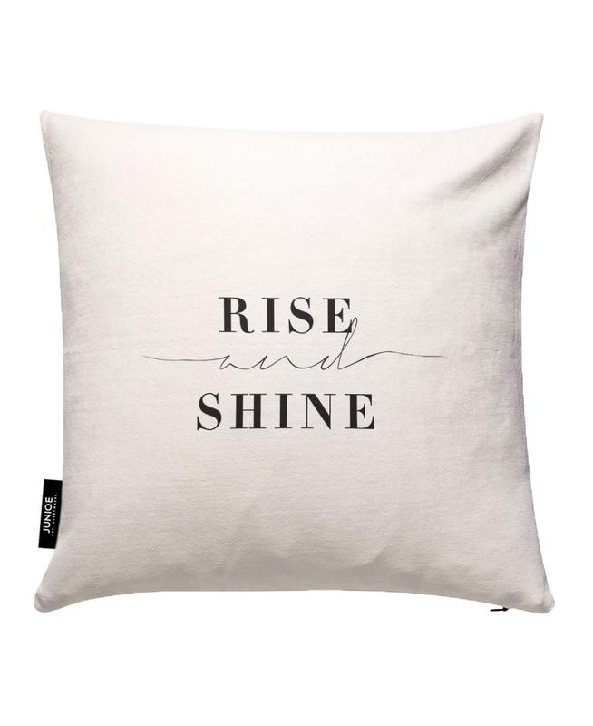 Rise and Shine Kissenbezug