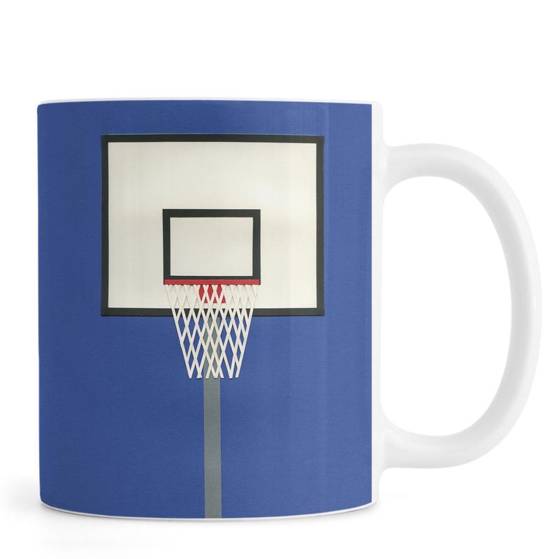 Oakland Basketball Team III -Tasse