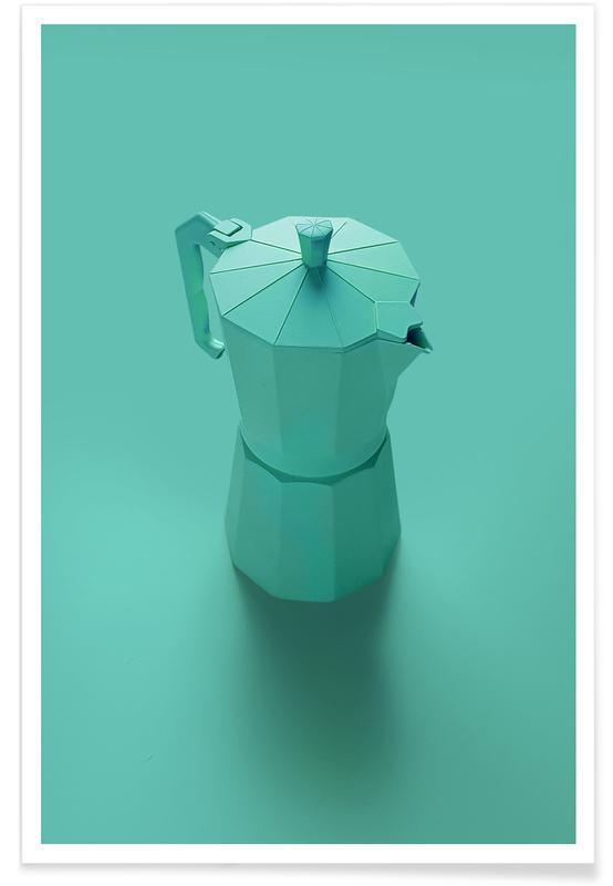 Koffie, Green Dreams poster