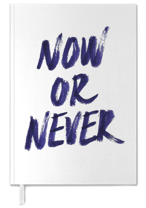 Quotes & Slogans, Motivational, Now or Never Personal Planner