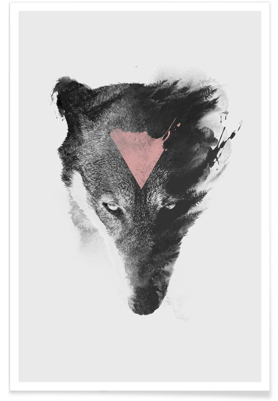 Wolves, Dreamy, The Missing Part Poster