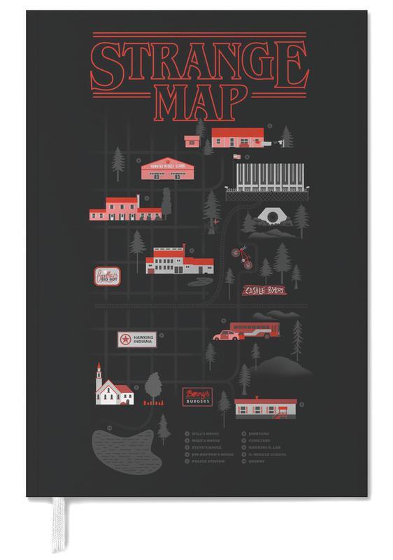 Films, Strange Map agenda