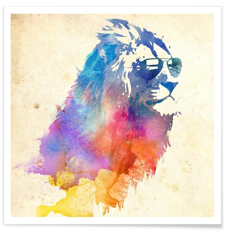 Lions, Sunny Leo affiche