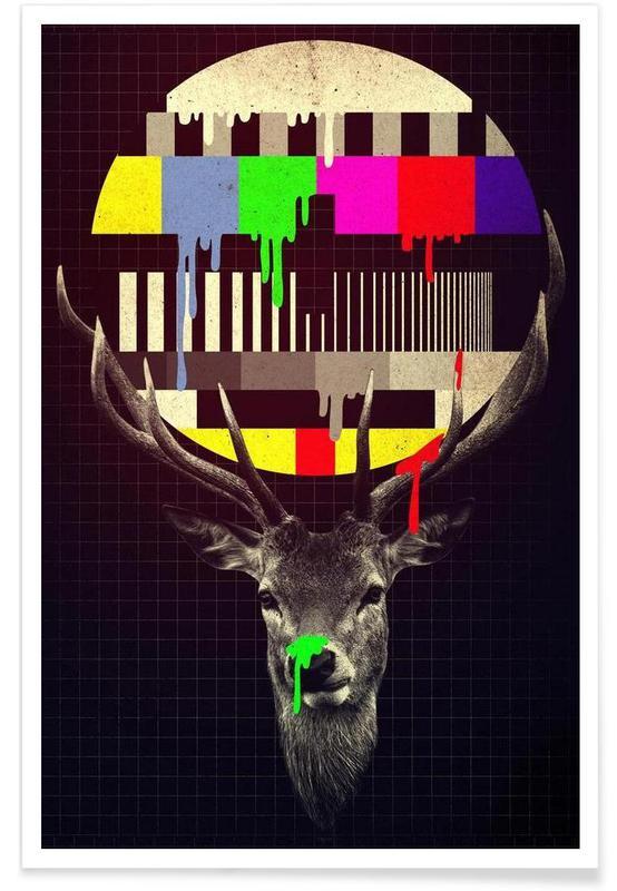 No Signal poster