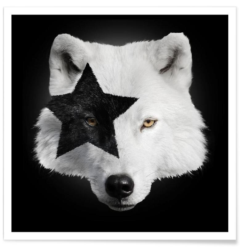 Renards, Kiss Of A Wolf affiche