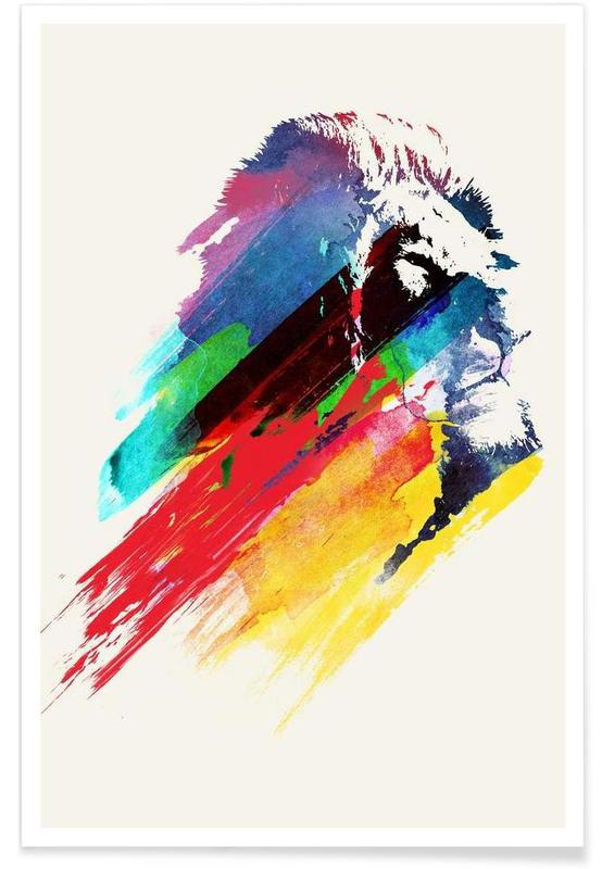 Lions, Our Hero affiche